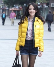 Yoybuy Help You to Buy Down Jacket from Vancl Online Shop